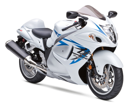2009 Suzuki Hayabusa Wallpaper Design